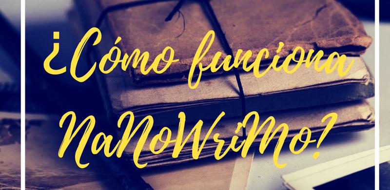 Cómo funciona NaNoWriMo por Oana Frumuzache